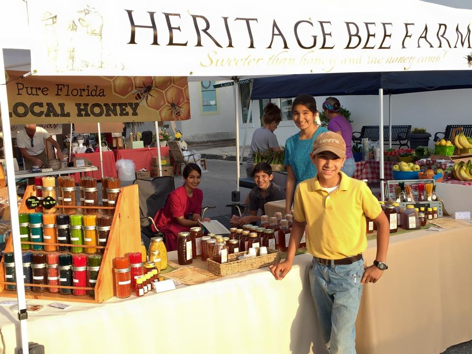 Heritage Bee Farm